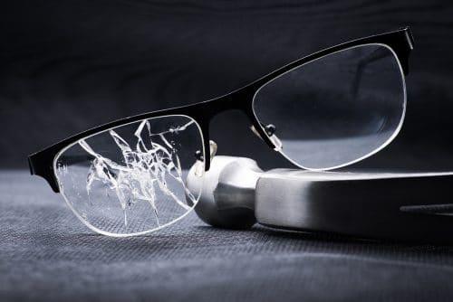 Brillenbeschädigung bei Dienstausübung - Erstattung des entstandenen Schadens