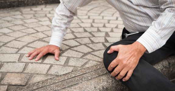 Verkehrsunfall mit Fußgängerbeteiligung