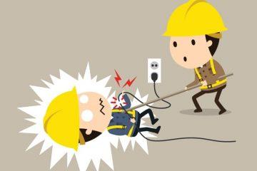 Haftung bei Körperverletzung durch Stromschlag – Stromunfall auf befriedetem Grundstück