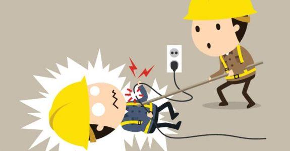 Haftung bei Körperverletzung durch Stromschlag - Stromunfall auf befriedetem Grundstück