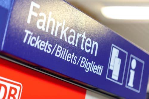 Erhöhter Fahrpreis im Bahnverkehr bei Nichtvorlegen des gültigen Fahrausweises - Wochenfrist
