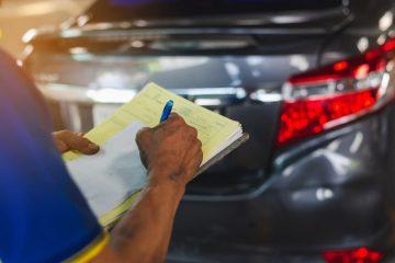 Verkehrsunfall – Schaden durch Fahrzeugnichtbenutzbarkeit während Reparatur