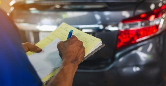 Verkehrsunfall - Schaden durch Fahrzeugnichtbenutzbarkeit während Reparatur
