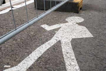 Verkehrssicherungspflichtverletzung – Fußgängerverkehr im Baustellenbereich