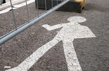 Verkehrssicherungspflichtverletzung - Fußgängerverkehr im Baustellenbereich