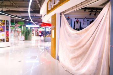 Coronavirus – Einzelhandelsöffnung – abgetrennte Fläche von 800 m²