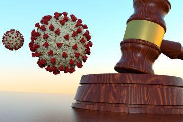 Aufhebung zweier Hauptverhandlungstermine wegen der Gefahr einer Corona-Infektion
