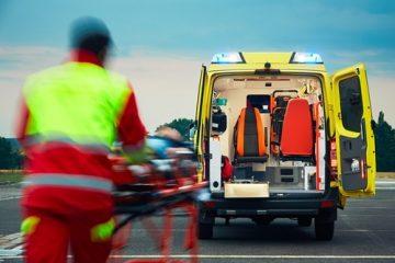 Verkehrsunfall mit Rettungswagen im Einsatz – Haftungsverteilung