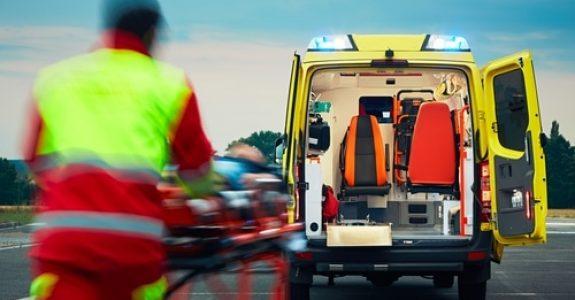 Verkehrsunfall mit Rettungswagen im Einsatz - Haftungsverteilung