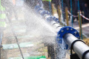 Haftung eines Wasserversorgungsunternehmens bei Wasserrohrbruch