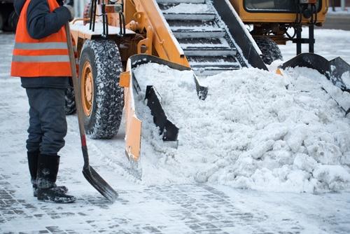 Verkehrssicherungspflicht für Gemeindestraßen - winterliche Streu- und Räumpflicht