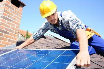 Lieferung und Montage einer Photovoltaikanlage