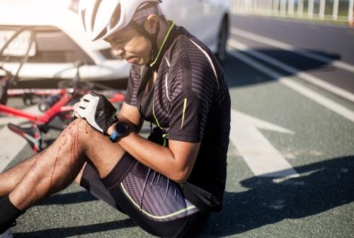 Fahrradunfall im Fahrradbegegnungsverkehr - Schmerzensgeldanspruch