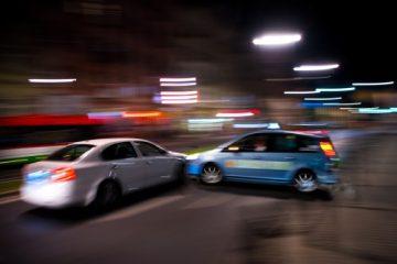 Verkehrsunfall – Verdienstausfall bei Beschädigung eines Taxis