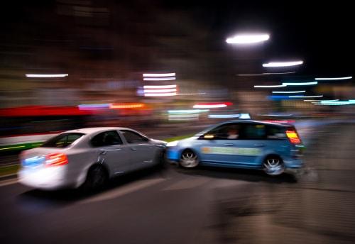 Verkehrsunfall - Verdienstausfall bei Beschädigung eines Taxis