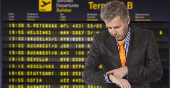 Ausgleichszahlung Fluggast - Ankunft an anderem Flughafen nach Abflugverzögerung