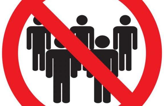 Ausnahme von Versammlungsverbot nach SARS-CoV-2-Eindämmungsverordnung