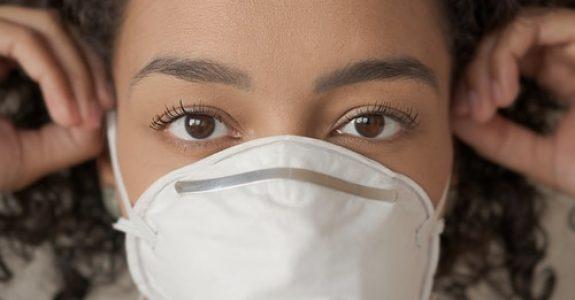 Corona-Pandemie - Mund-Nase-Bedeckung - Verhältnismäßigkeit Schutzmaßnahme