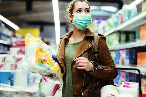 Vorläufiger Rechtsschutz gegen infektionsschutzrechtliche Verordnung - Einzelhandel