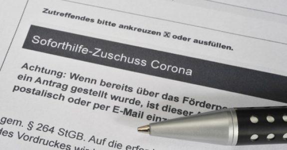 Anspruch auf Corona-Soforthilfe -NRW Soforthilfe 2020