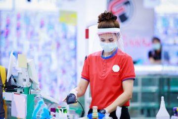 Infektionsschutz – Betriebsuntersagung für den Einzelhandel – Verkaufsflächenbegrenzung