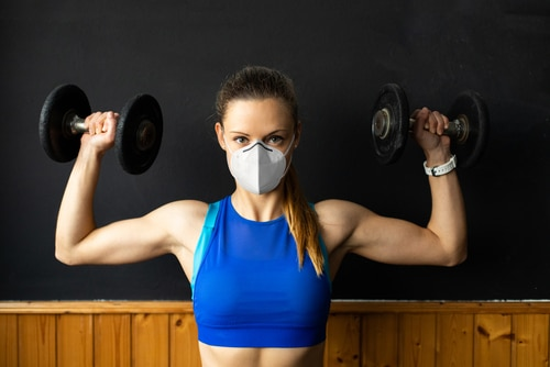 Untersagung des Betriebs von Fitnessstudios - Corona-Verordnung