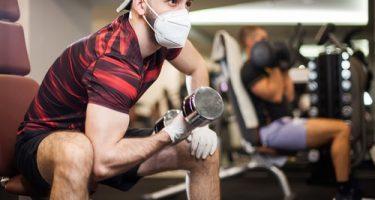 Coronapandemie - Untersagung des Betriebs von Fitnessstudios