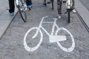 Verkehrsunfall – Mitverschulden bei Kollision zweier Fahrradfahrer