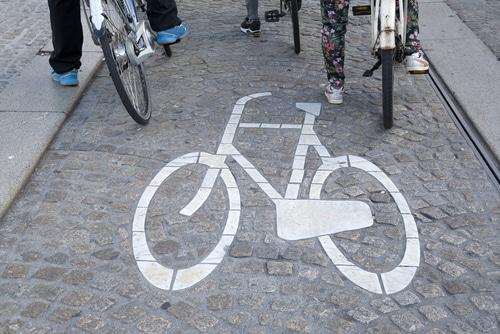 Verkehrsunfall - Mitverschulden bei Kollision zweier Fahrradfahrer