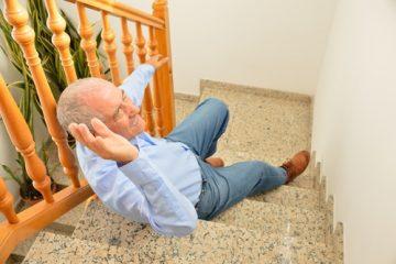 Verkehrssicherungspflicht – Treppensturz in Arztpraxis