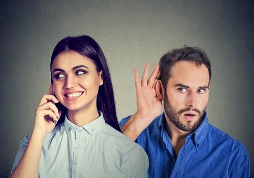 Beweisverwertungsverbot im Zivilprozess - Mithören von Telefongesprächen durch Dritte