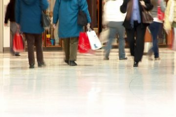 Sturzunfall in Einkaufpassage – Schadensersatzanspruch