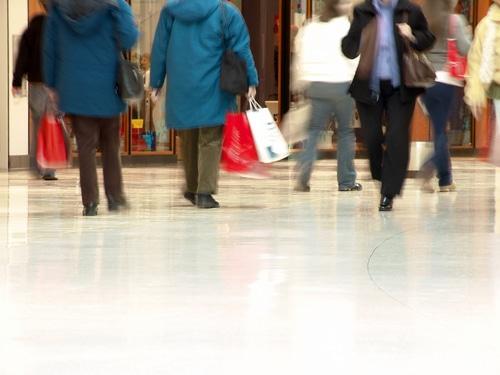 Sturzunfall in Einkaufpassage - Schadensersatzanspruch