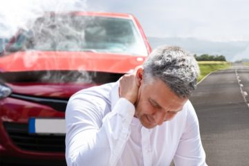 Verkehrsunfall – ärztliche Feststellung der Kausalität des Unfalls für ein Halswirbelsäulentrauma
