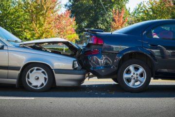 Verkehrsunfall – Auffahrunfall nach starkem Bremsen ohne zwingenden Grund