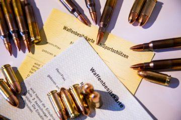 Widerruf einer Waffenbesitzkarte – Verurteilung zu Geldstrafe von 60 Tagessätzen