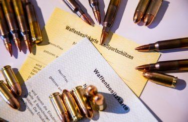 Widerruf einer Waffenbesitzkarte - Verurteilung zu Geldstrafe von 60 Tagessätzen