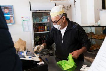 Erhebung, Aufbewahrung und Weitergabe von Kundenkontaktdaten im Bereich der Gastronomie