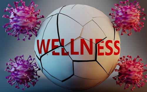 Schutzmaßnahmen zur Verhinderung der Verbreitung von SARS-CoV-2 - Wellnesseinrichtungen