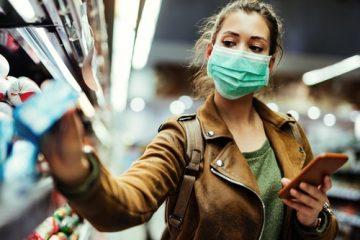 Corona-Pandemie – Mund-Nase-Bedeckung – notwendige Schutzmaßnahme