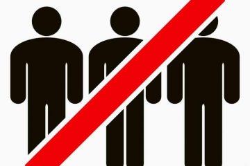 Coronapandemie – Ausnahmegenehmigung für Versammlung mit bis zu 10.000 Teilnehmern
