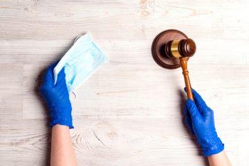 Streitwert Normenkontrollantrag (Rechtsverordnung Corona)