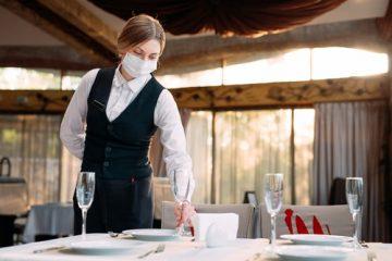 Corona-Pandemie – Beschränkung der Bewirtungszeiten in der Gastronomie