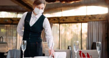 Corona-Pandemie - Beschränkung der Bewirtungszeiten in der Gastronomie