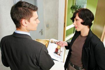 Haustürgeschäft – Belehrung über den Beginn der Widerrufsfrist
