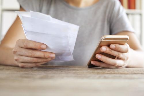 Mobilfunkvertrag – Darlegungs- und Beweislast hinsichtlich Rechnungshöhe