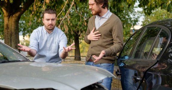 Verkehrsunfall - Nachweis eines provozierten Verkehrsunfalls