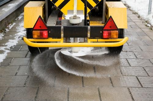 Winterstreupflicht - unwirksame Übertragung und Änderung der Sorgfaltspflichten