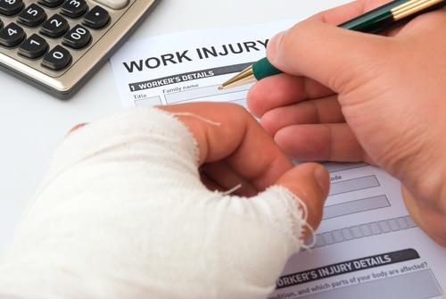 Dienstunfall - Ausheilung von Dienstunfallfolgen