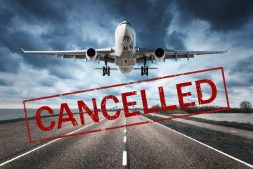 Luftfahrtunternehmen-AGB – Information der Reisenden bei Flugannullierung und Flugplanänderungen